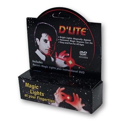 DLite Red Pair with DVD - Adult Size