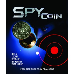 Spy Coin - Quarter